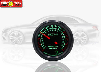 Electronic Air Fuel Ratio Meter / Digital Air Fuel Ratio Gauge For Rally Cars